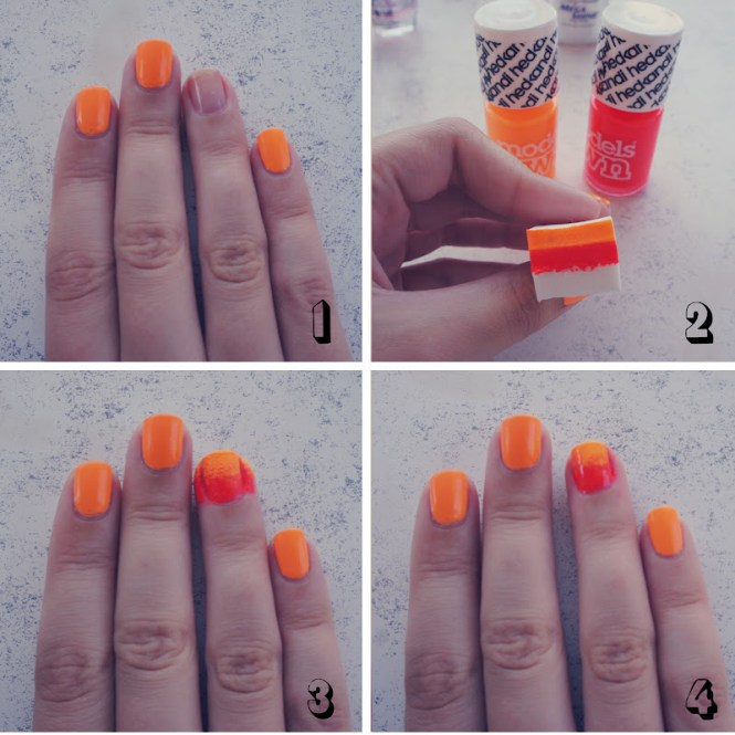 Step Easy Nail Art Designs For Beginners
