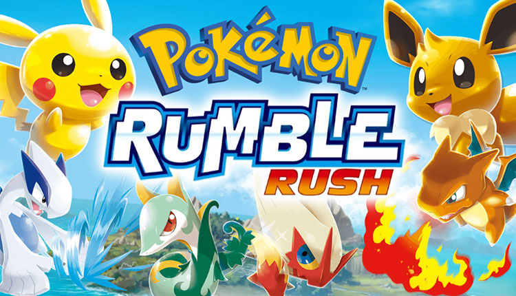 Image Result For Pokemon Rumble Rush Apk