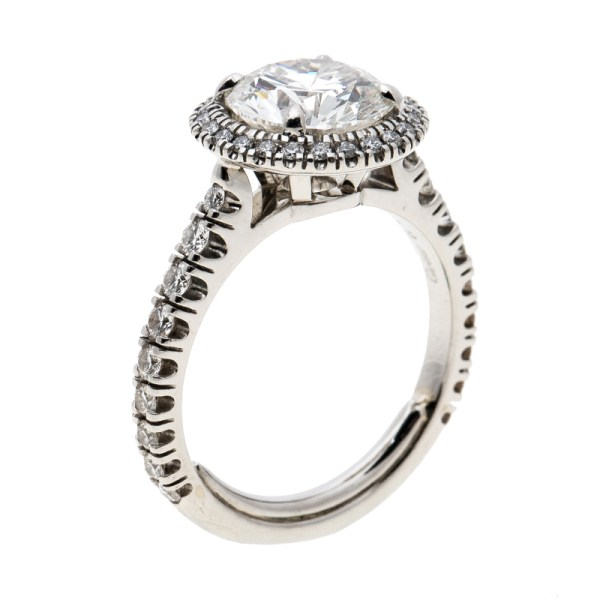Cartier 1895 Destinee 2.08ct Diamond Solitaire