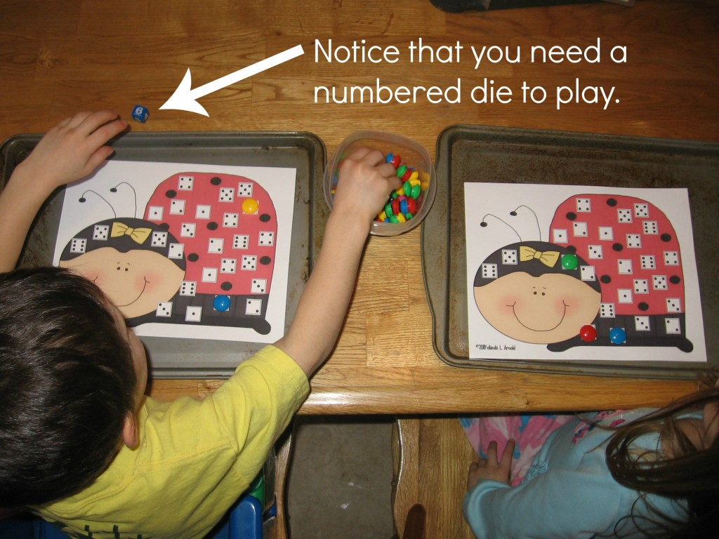 Ladybug Math For Preschool Kindergarten Amp 1st Grade