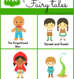 Sight word books set 5: Fairy tales - The Measured Mom [ 2583 x 2000 Pixel ]