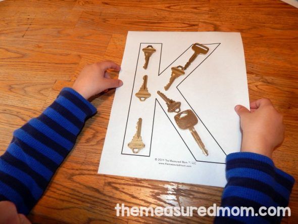 Insects whose common names start with the letter insects whose common names start with the letter k include the kamehameha butterfly, the keyhole wasp, the khapra beetle and the kiawe bean weevil. Letter K Activities For Preschool The Measured Mom