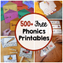 Free Write The Room Activity For Short O Words The