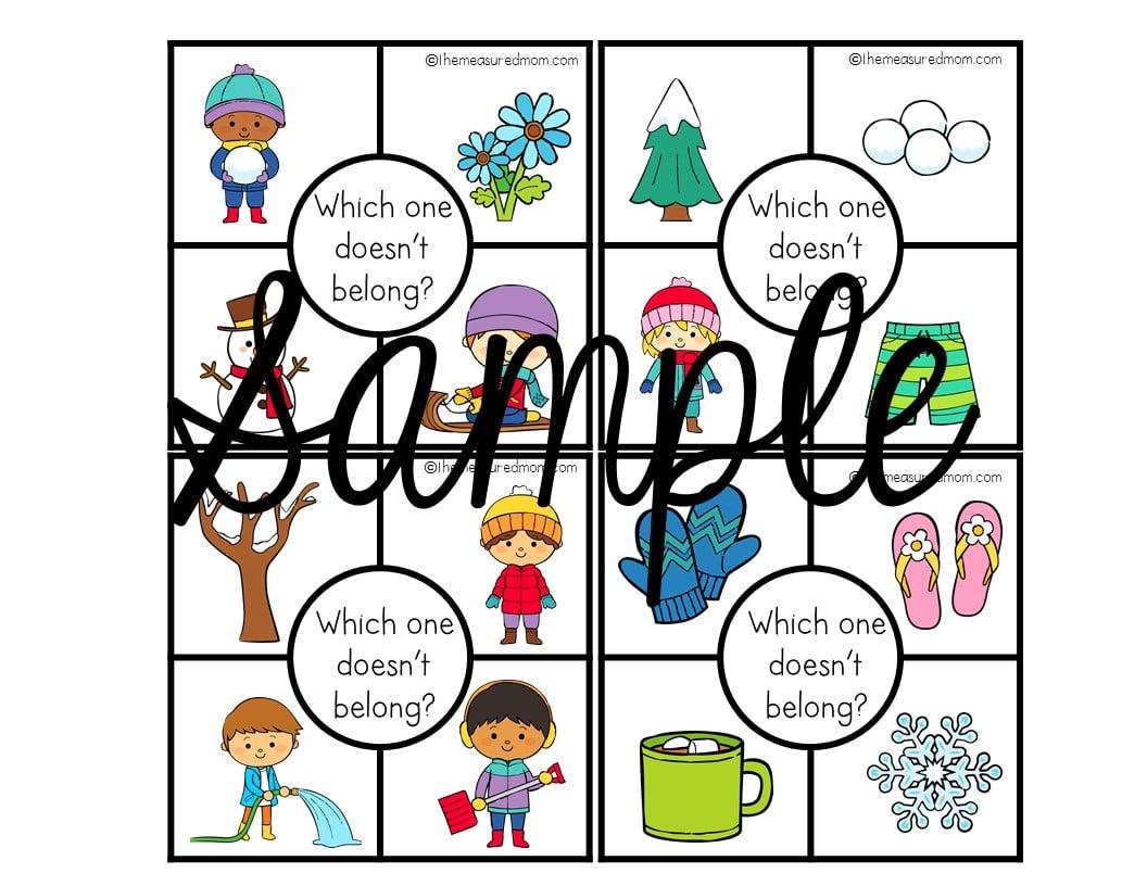 Weather Theme For Preschool Amp Kindergarten