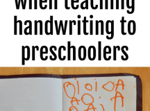 5 Common mistakes to avoid when teaching handwriting - The ...