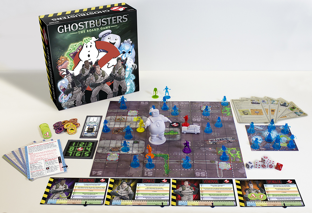 Ghostbusters the Board Game Review  Reviews  The Escapist