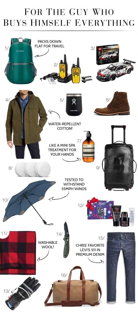 Thoughtful Gifts For Men Who Almost Have Everything The Mom Edit