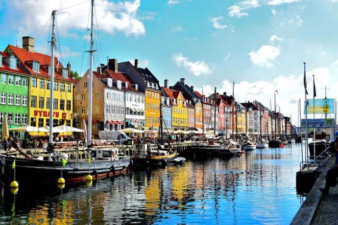 países mais seguros do mundo Dinamarca