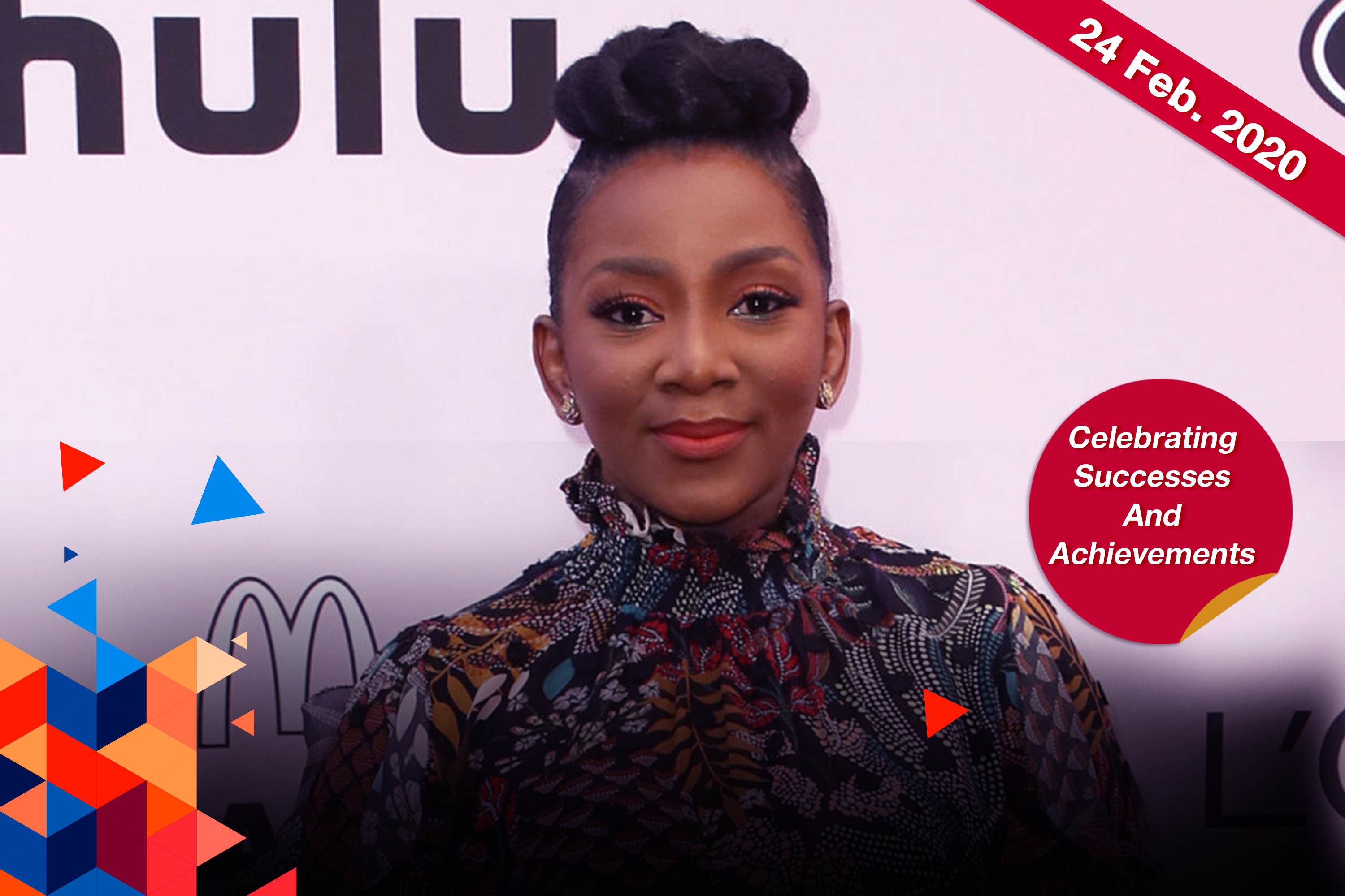 Genevieve Nnaji Was At Essence Home, Here is what she said