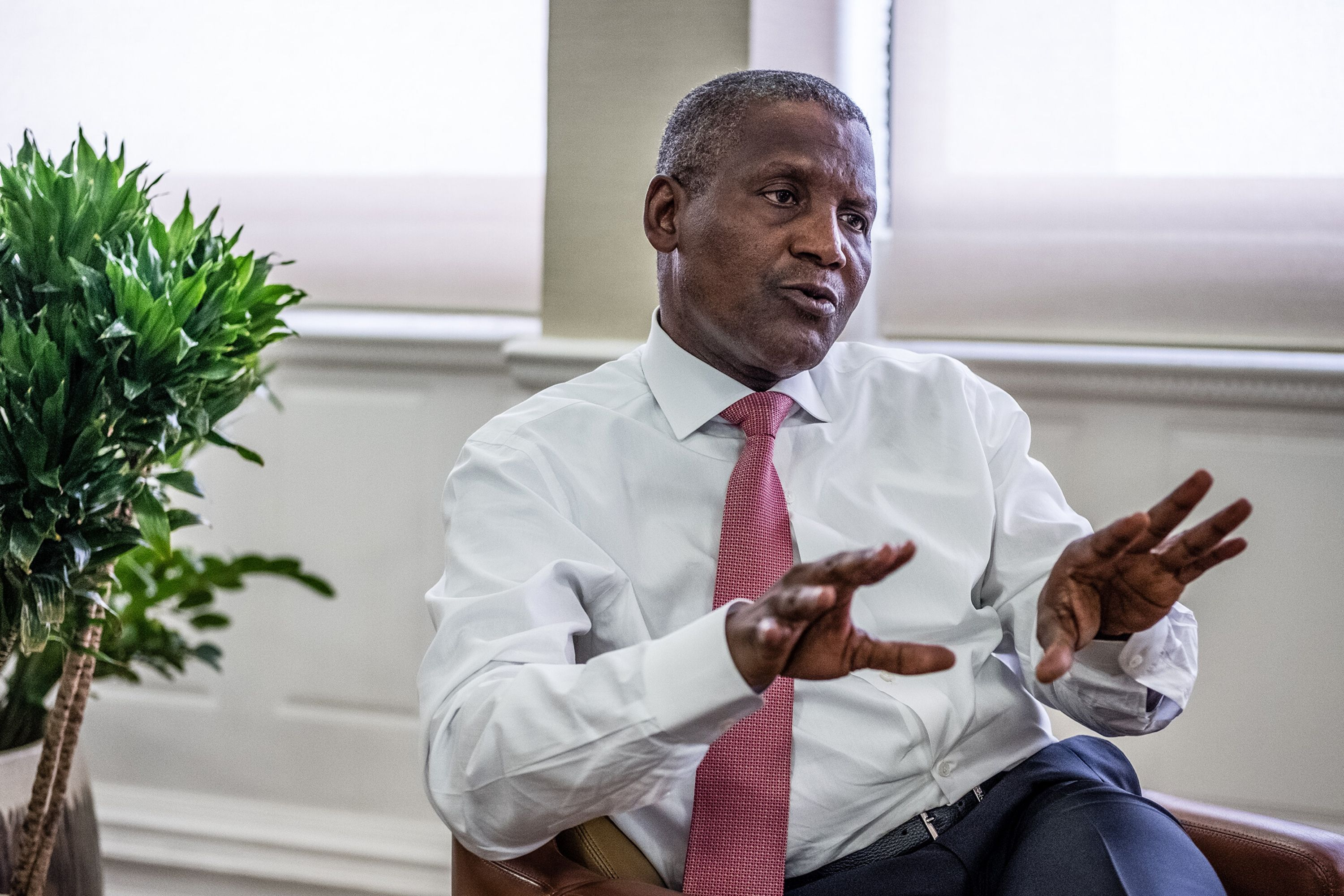 5 things every Nigerian man can learn from Aliko Dangote