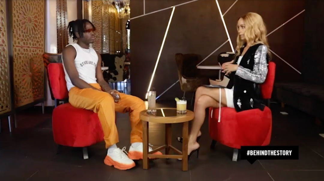 My dad was disappointed in me  Fireboy opens up on MTV Base's Behind The Story - Nigerian Entertainment Today