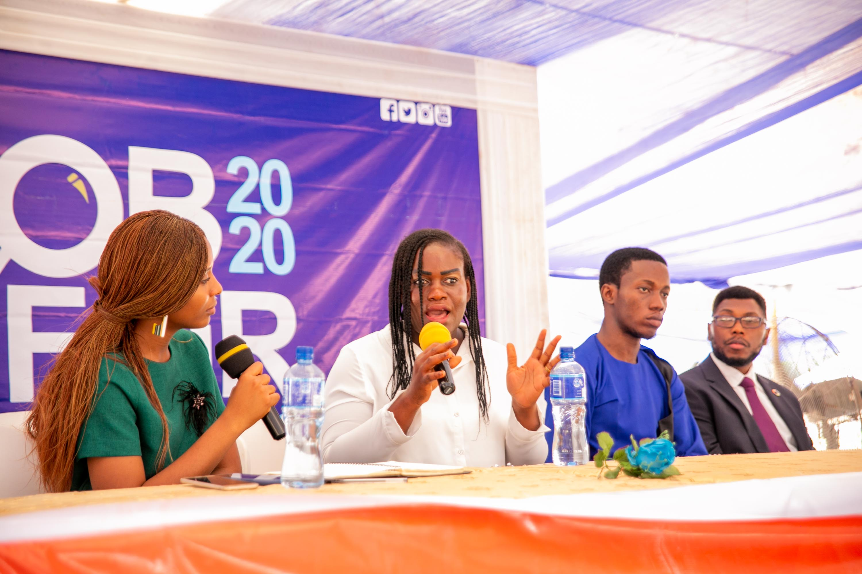 The N500,000 Grant And All The Wonderful Things That Happened At Vasiti Career Fest 20-BABCOCK University Edition - Nigerian Entertainment Today