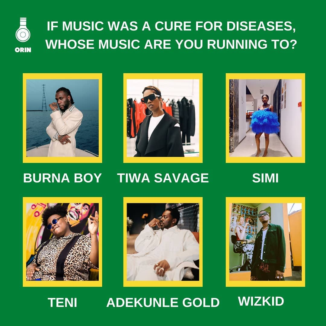 Nigerians Will Run To Simi If Music Could Cure Diseases