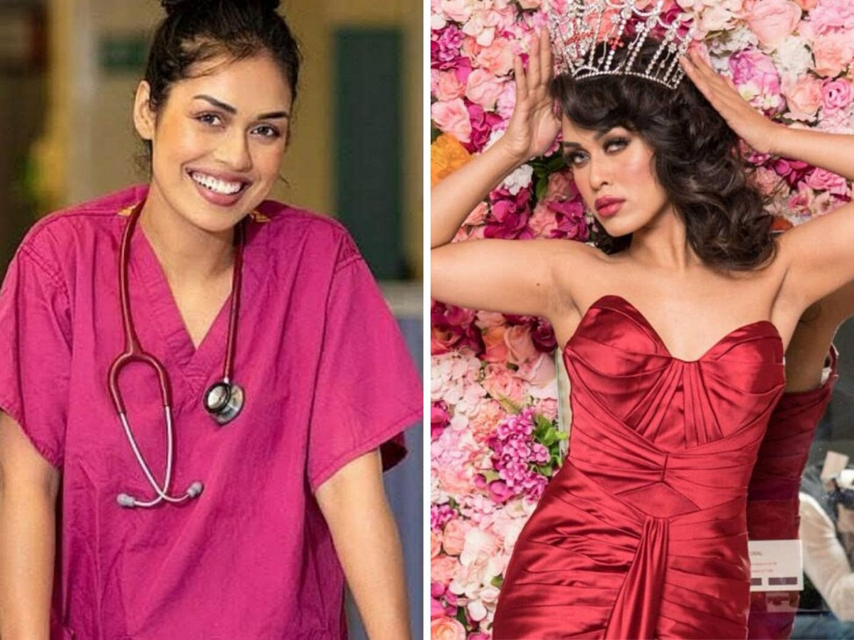 Why Bhasha Mukherjee Gave Up Her Miss England Title To Fight COVID-19 As A Doctor
