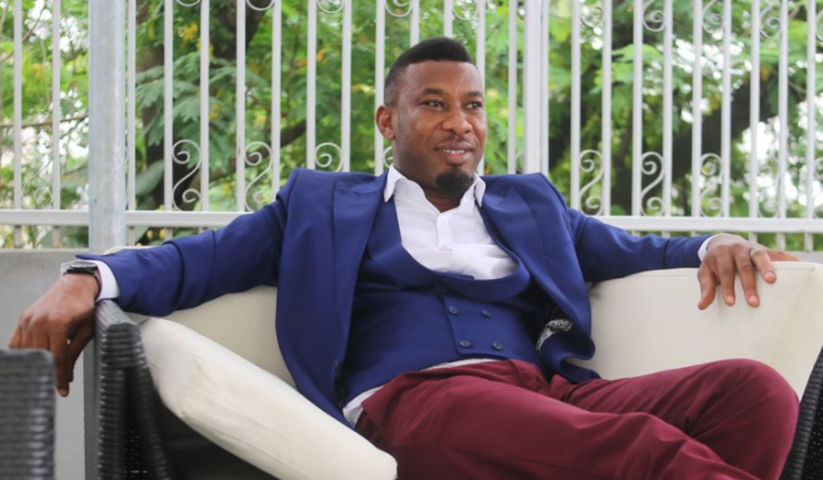 I Have Been Harassed, Scrutinized And Invited Several Times By The Police - DBanjs Ex-Manager, Frank Amudo Speaks Up About Rape Allegations