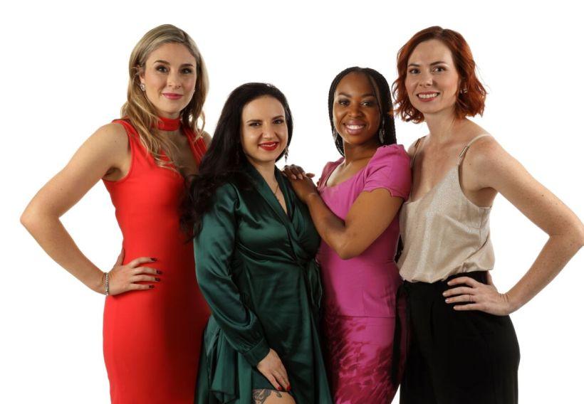 Inconceivable Female Cast
