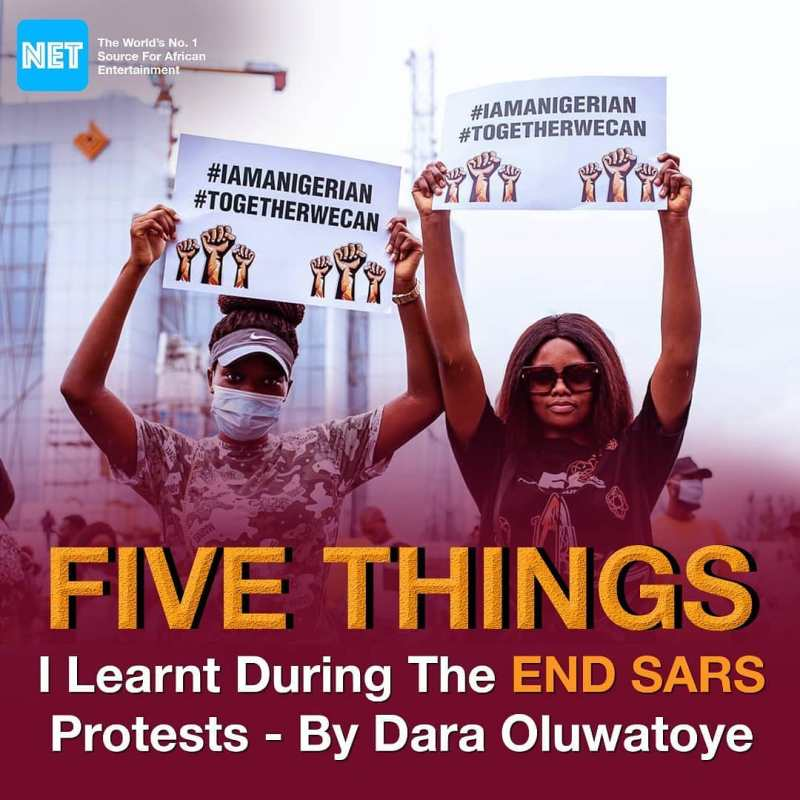end sars protests