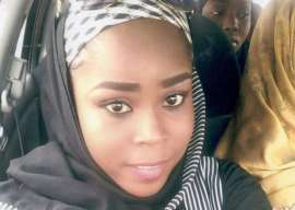 Image result for Boko haram kills another aide worker, Hauwa Leman