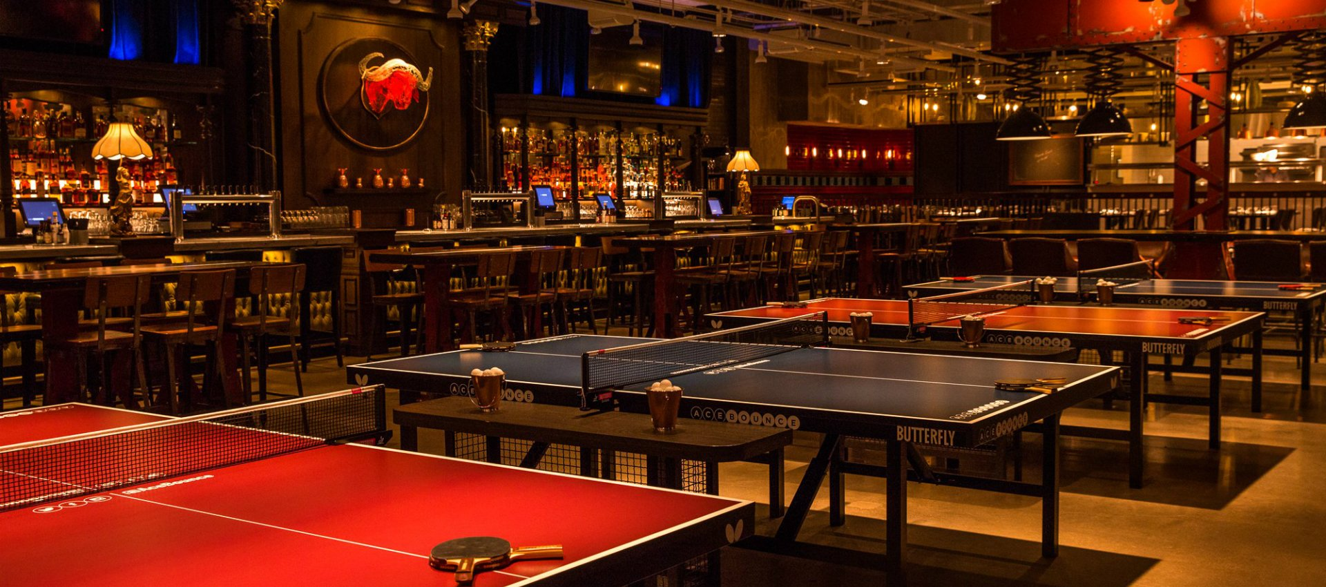 Londons Top Activity Bars  From Ping Pong To Petanque