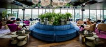 Rumpus Room South Bank Rooftop Terrace Bar With