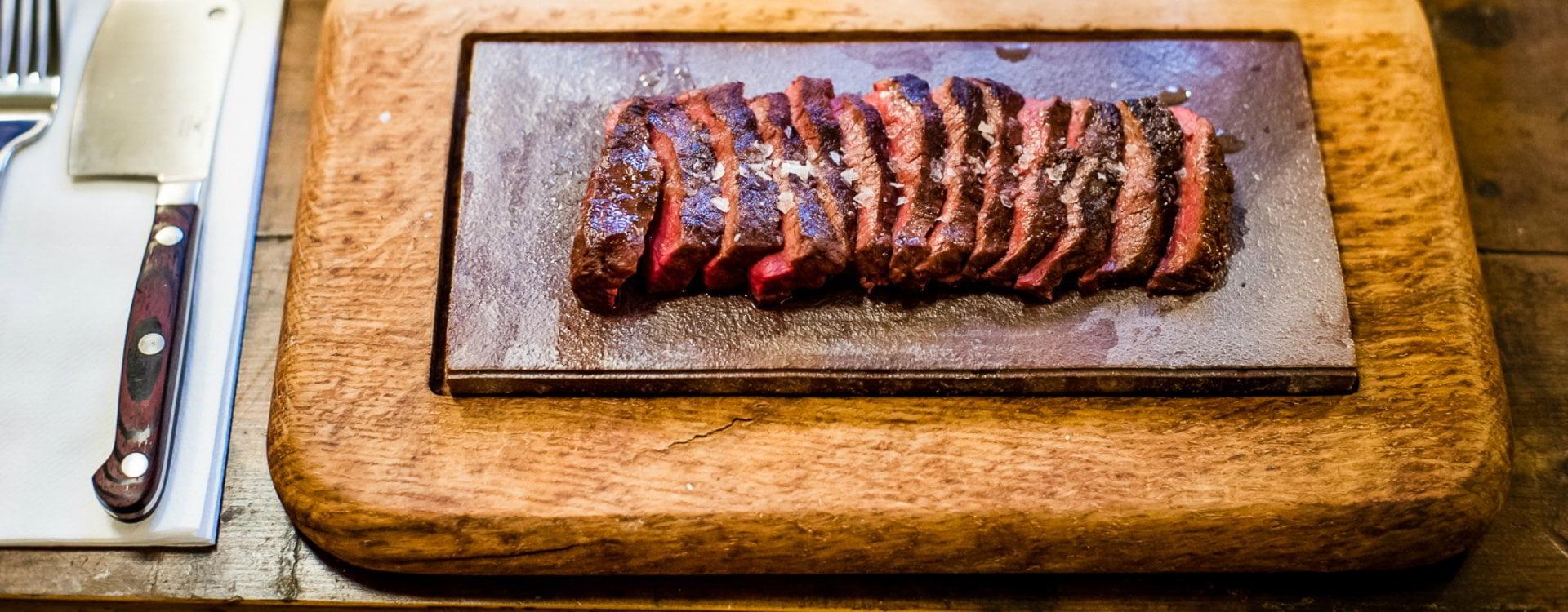 Great Steak Restaurants London