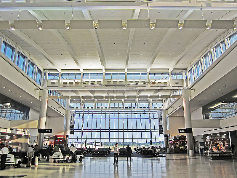 Bush Intercontinental Airport Houston
