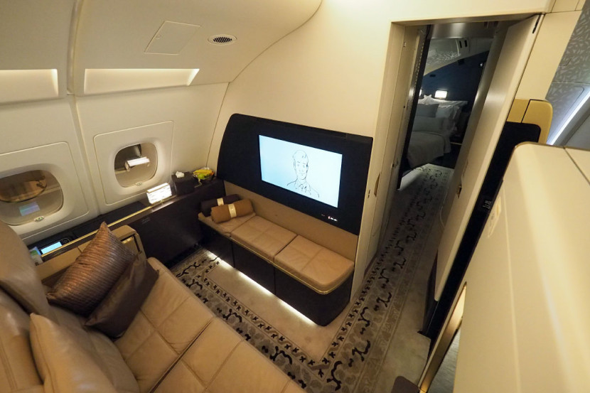Tpg Reviews The Residence On Etihad S A380 From Jfk To Auh