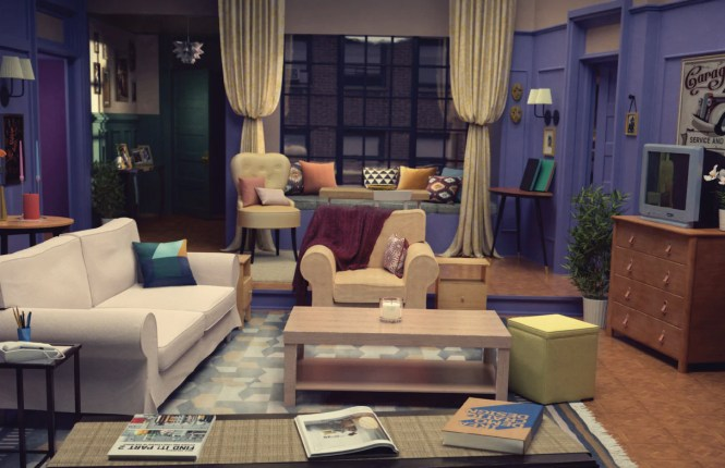 Sets Of Your Favourite Tv Shows
