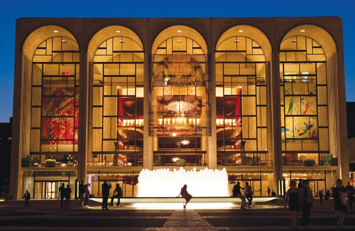 How the New York Met is bringing opera to the world