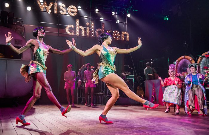 Emma Rice's Wise Children review at Old Vic, London – 'messy and ...