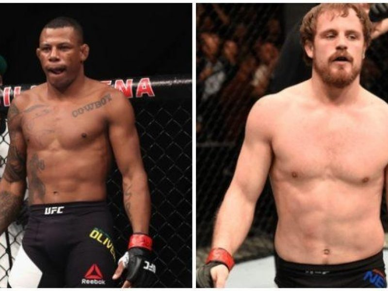 Image result for Gunnar Nelson vs. Alex Oliveira