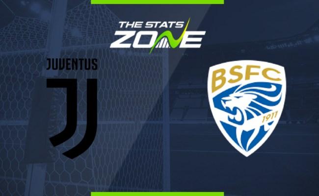 2019 20 Serie A Juventus Vs Brescia Preview Prediction