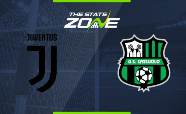 2019 20 Serie A Juventus Vs Sassuolo Preview