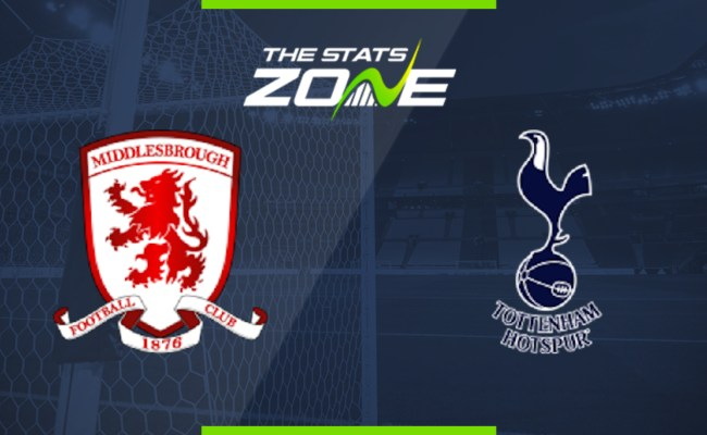 2019 20 Fa Cup Middlesbrough Vs Tottenham Preview