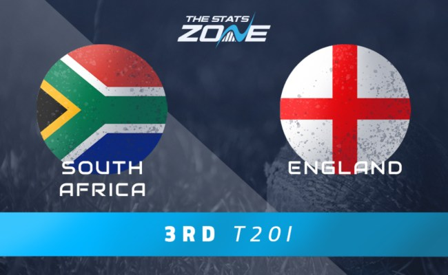South Africa Vs England 3rd T20 International Preview