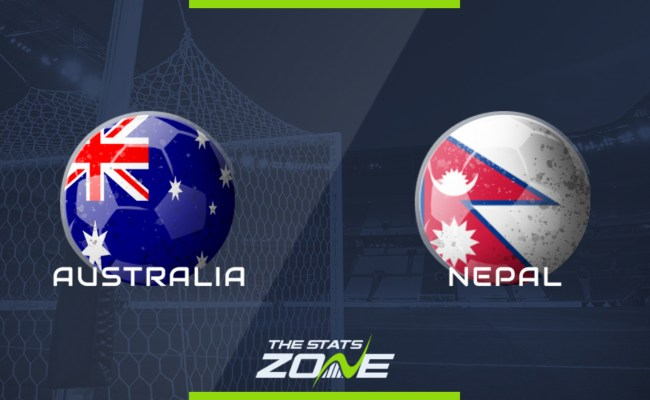 Australia Vs Nepal Preview Prediction The Stats Zone