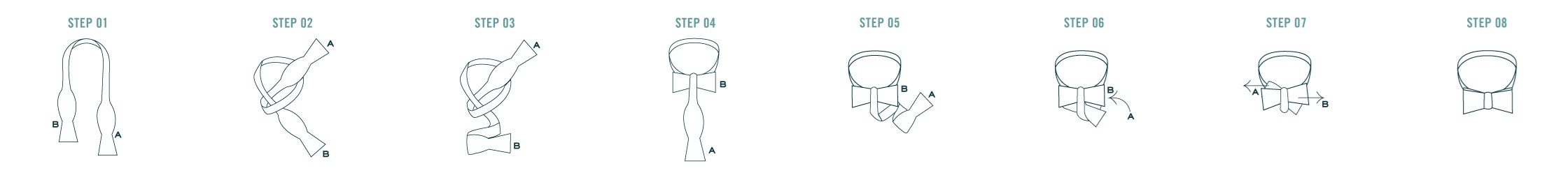 how to tie a bow step by diagram 2013 ford explorer wiring the bar instructions