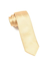 Champagne Skinny Solid Tie | Ties, Bow Ties, and Pocket ...