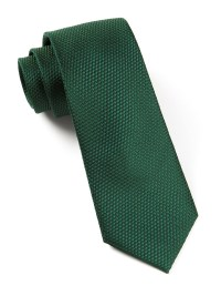 Hunter Green Grenafaux Tie | Ties, Bow Ties, and Pocket ...