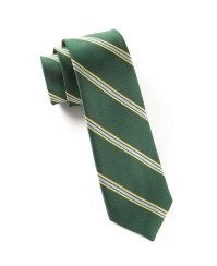 Hunter Green Sergeant Stripe Tie | Ties, Bow Ties, and ...