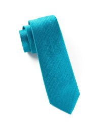 Teal Static Solid Tie | Ties, Bow Ties, and Pocket Squares ...