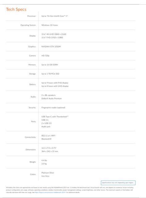 Lenovo Yoga 720: A 2-in-1 w/ 16GBs of RAM, 7th Gen i7, GTX