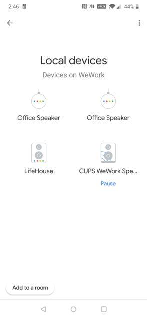 Not My Speakers