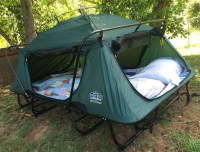 Kamp Rite Double Tent Cot Is Perfect For Camping | The WHOot