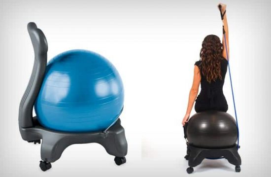 Exercise Ball Seat Benefits You Probably Dont Know