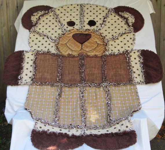Image Result For How To Make A Quilt Out Of Baby Clothes