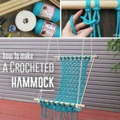 How To Make A Hanging Chair Reupholster Office Macrame Diy Is Super Easy One
