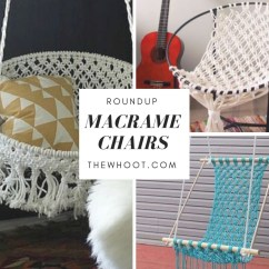 How To Make A Hanging Chair Chairs For Office Desk Macrame Diy Is Super Easy Awesome You Will Love