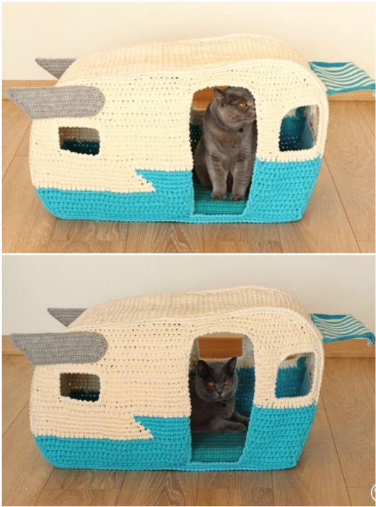 Cat Cave Sewing Pattern : sewing, pattern, Crochet, Ideas, You'll, Totally, WHOot