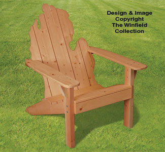 diy adirondack chair kit modern leather dining chairs with arms other hardware michigan plans